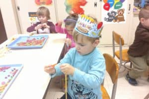 St Andrew's Three_year_old_playing