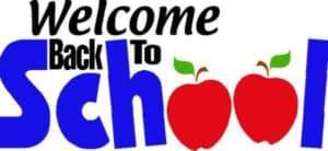 Welcome back to school - Saint Andrew's Nursery School & Kindergarten